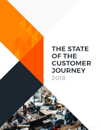 The State of the Customer Journey 2018