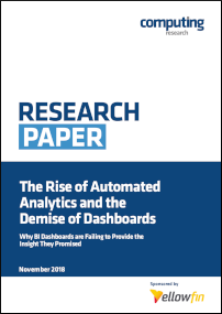 The Rise of Automated Analytics and the Demise of Dashboards