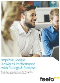 Improve Google AdWords Performance with Ratings & Reviews