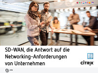 SD-WAN: Die Antwort auf Unternehmensnetzwerk-Anforderungen